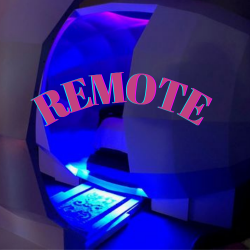 Remote Harmonic Egg Session