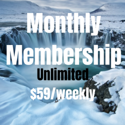 Monthly Membership - Unlimited