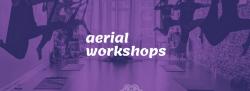 **IN STUDIO Aerial Yoga Workshop - 75 min