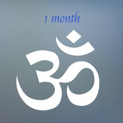 1 Month Unlimited Zoom Yoga