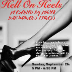 Hell on Heels for ONE