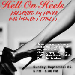 Hell on Heels for TWO