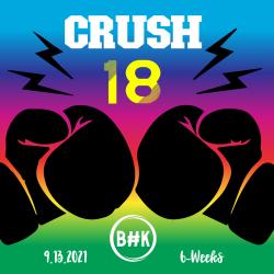 Crush 18 Fall 2021 - 6WC with Kickboxing