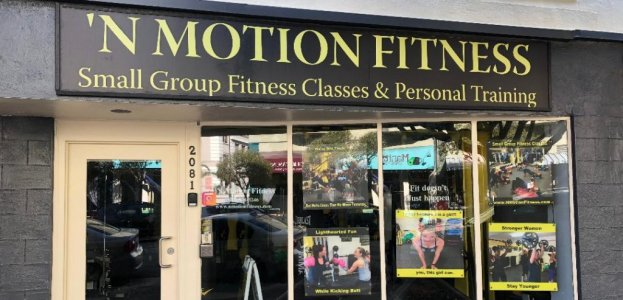 Fitness Studio in San Francisco, CA