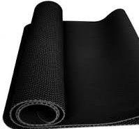 Tapis de yoga en caoutchouc