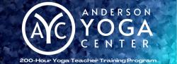 Anderson Yoga Center 200-Hour Yoga Teacher Training Program