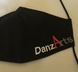 Adult Medium~Custom Made DanzArts COVID-19 Mask with Respirator-Many Color Options