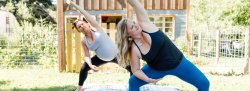 Yoga Workshop For Expecting Moms & Their Partners