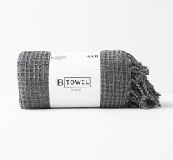 The Full Body Towel - Vintage Waffle