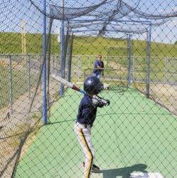 Baseball Cages 1HR