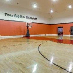 2 Hour Practice Black Gym