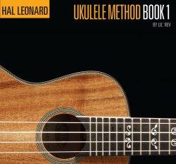 Hal Leonard Ukulele Method - Book 1