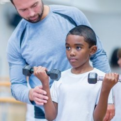 1 Hour Kid Sport Single 8 Sessions