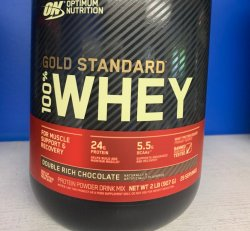 ON Gold Standard Whey - Double Rich Chocolate 2lb.