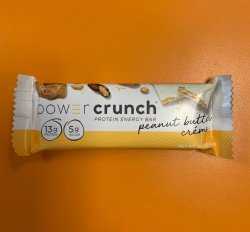 Power Crunch - Peanut Butter Creme