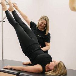 Private Pilates Lesson
