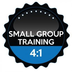 Small Group Training - 4 Single Sessions