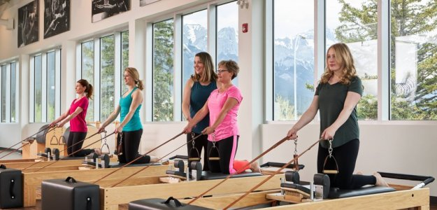 Pilates Studio in Canmore, AB