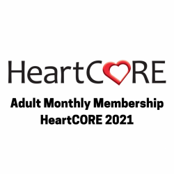 Adult Monthly HeartCORE Membership
