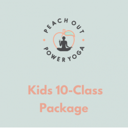 Kids Yoga 10-Class Package