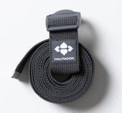 Charcoal Essential Yoga Strap
