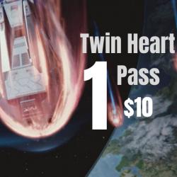 Drop In - Twin Heart Meditation - $10