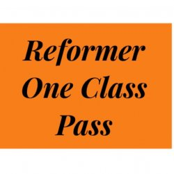 Casual reformer One Class Pass
