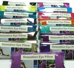 Cotton eye pillows