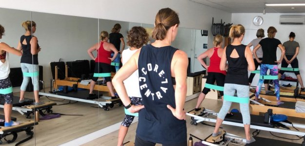 Pilates Studio in Fingal Bay,
