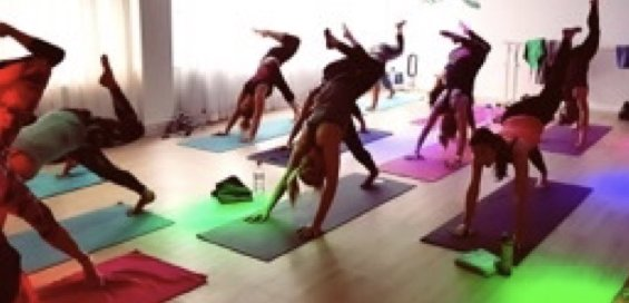 Yoga Studio in Harrogate,