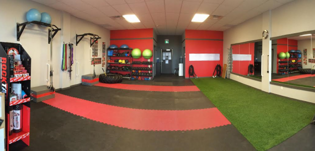 Fitness Studio in Ile des chenes, MB