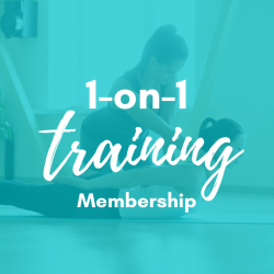 Monthly Private Class Membership (1/month)