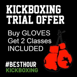 2 Class Trial (Gloves, Personal Training, 2 Classes)