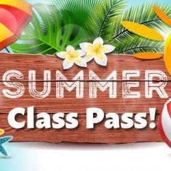 Summer 2020 Class Pass