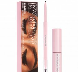 BROW DUO KIT in EBONY, Kylie Cosmetics by Kylie Jenner KY BROW