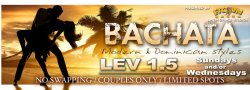 Bachata Lev 1.5 (4 wks , 90 min) Couples ONLY