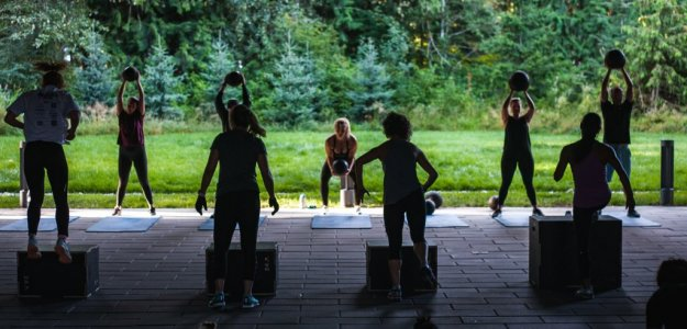 Bootcamp in Whistler, BC