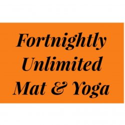 Fortnightly Mat & Yoga Membership NO CONTRACTS