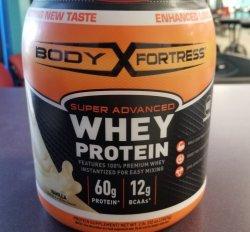 Whey Protein Powder (Body Fortress)