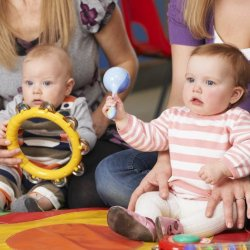 Mothers & Babies Yoga and Sensory Group