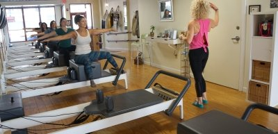 Pilates Studio in Gloucester, MA