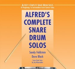 Alfred's Complete Snare Drum Solo