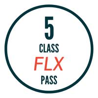 5-Class FLX Pass