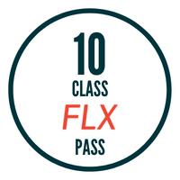 10-Class FLX Pass