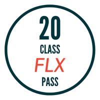 20-Class FLX Pass