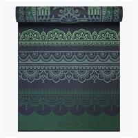 gaiam Reversible Boho Folk Yoga Mat (5mm)