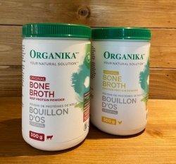 Organika bone broth protein powder