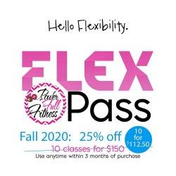 PowerFull Fitness Flex Pass