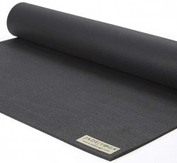 Jade Yoga Mat (Black)