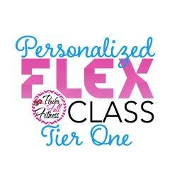 Tier 1 Personalized Flex Class Pass